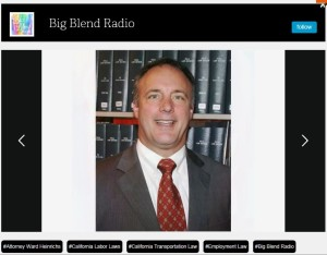 Ward Heinrichs Big Blend Radio