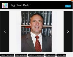 Ward Heinrichs Big Blend Radio
